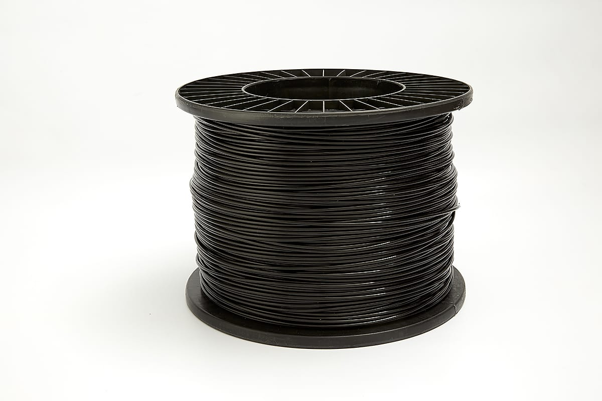 Borderline Black Wire Standing- Stock and Noble
