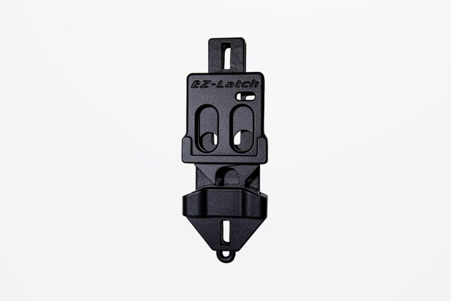 Black Ezy Latch - Stock and Noble