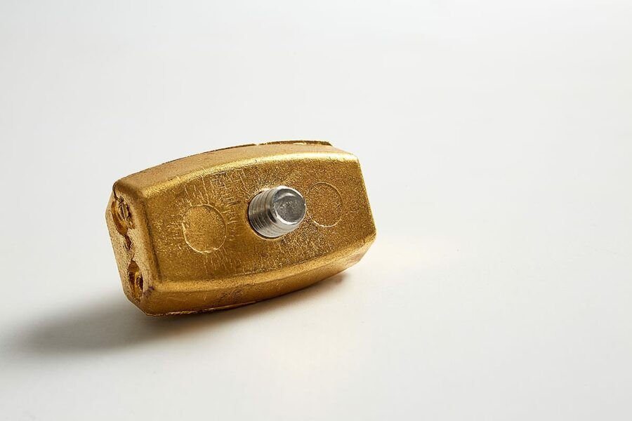 Striker Equirope Connector - Gold Series - Stock and Noble