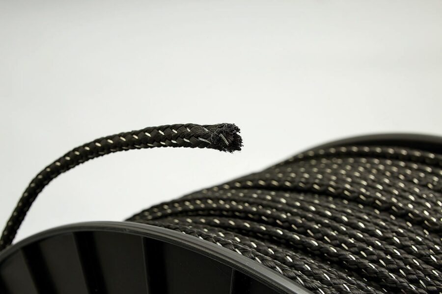 Equine Rope Black Gold - Stock and Noble