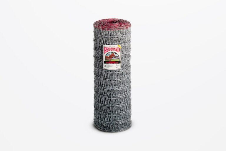Diamond V-mesh Horse Fence - Stock and Noble