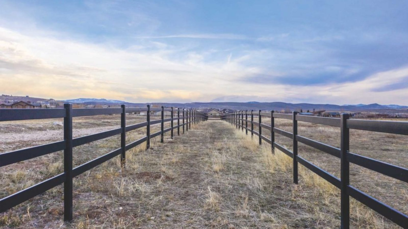 Buckley Steel Fence Implementation - Stock and Noble